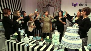 Baby Shower Party con Party planner Lea party per future mamme Lei Sky