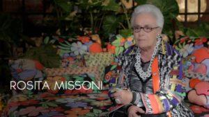 Milano Moda Design Missoni Home con Rosita Missoni