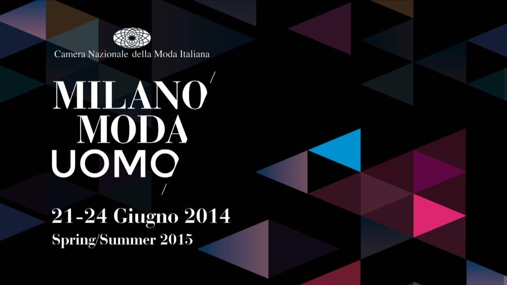 Milano Moda Uomo Sprinf/Summer 2014 Camera Nazionale della Moda Italiana
