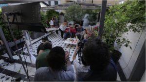 Aperisfizio con Pavesi ed Elio a La Bottega di Olivia e Marino per We are social