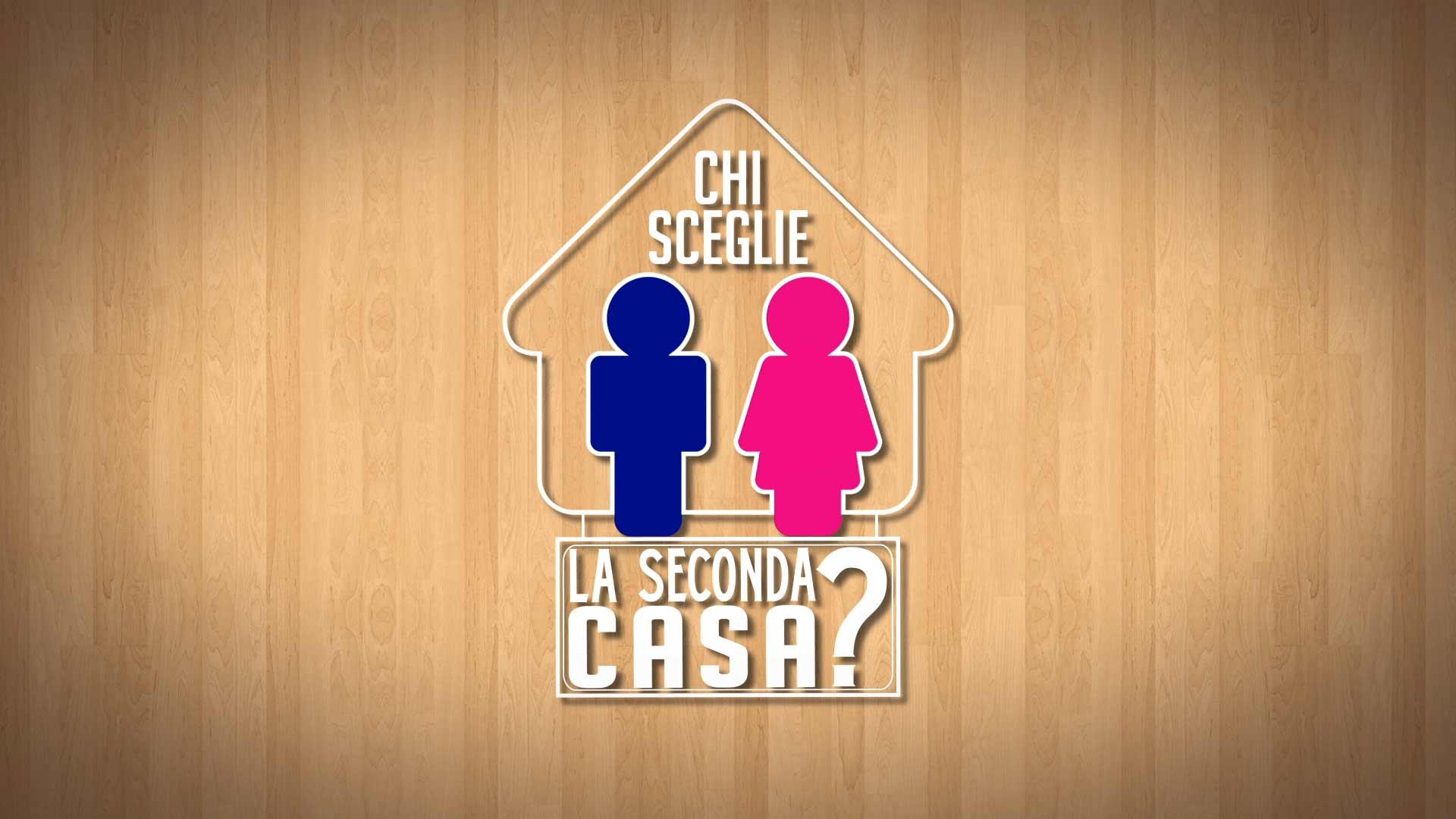 Giulia Garbi e Manuel casella in Chi sceglie la seconda casa? su Sky