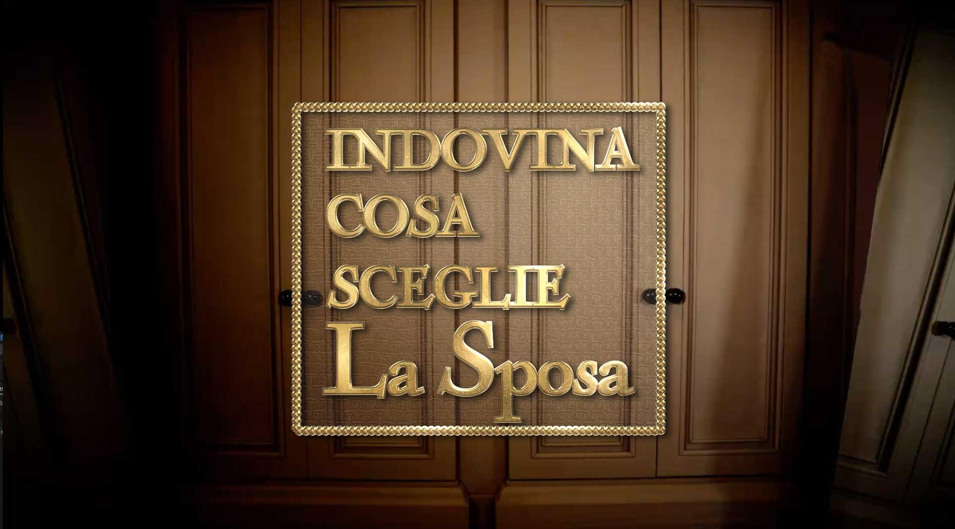Indovina cosa sceglie la sposa e vinci un prestigioso abito dell'altelier di Antonio Riva a Milano su Sky