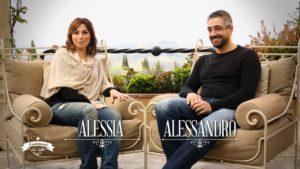 Il matrimonio più bello la storia di Alessia e Alessandro su Sky e Mediaset