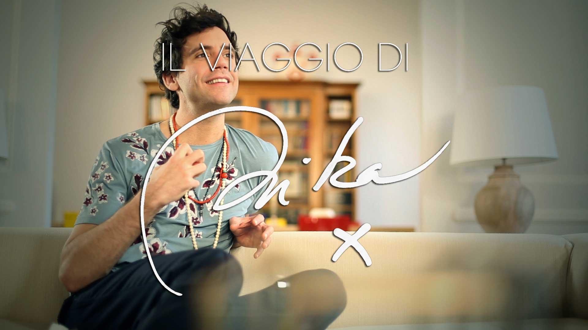 Il viaggio di Mika un documentario sulla sua vita e la sua musica su SkyUno