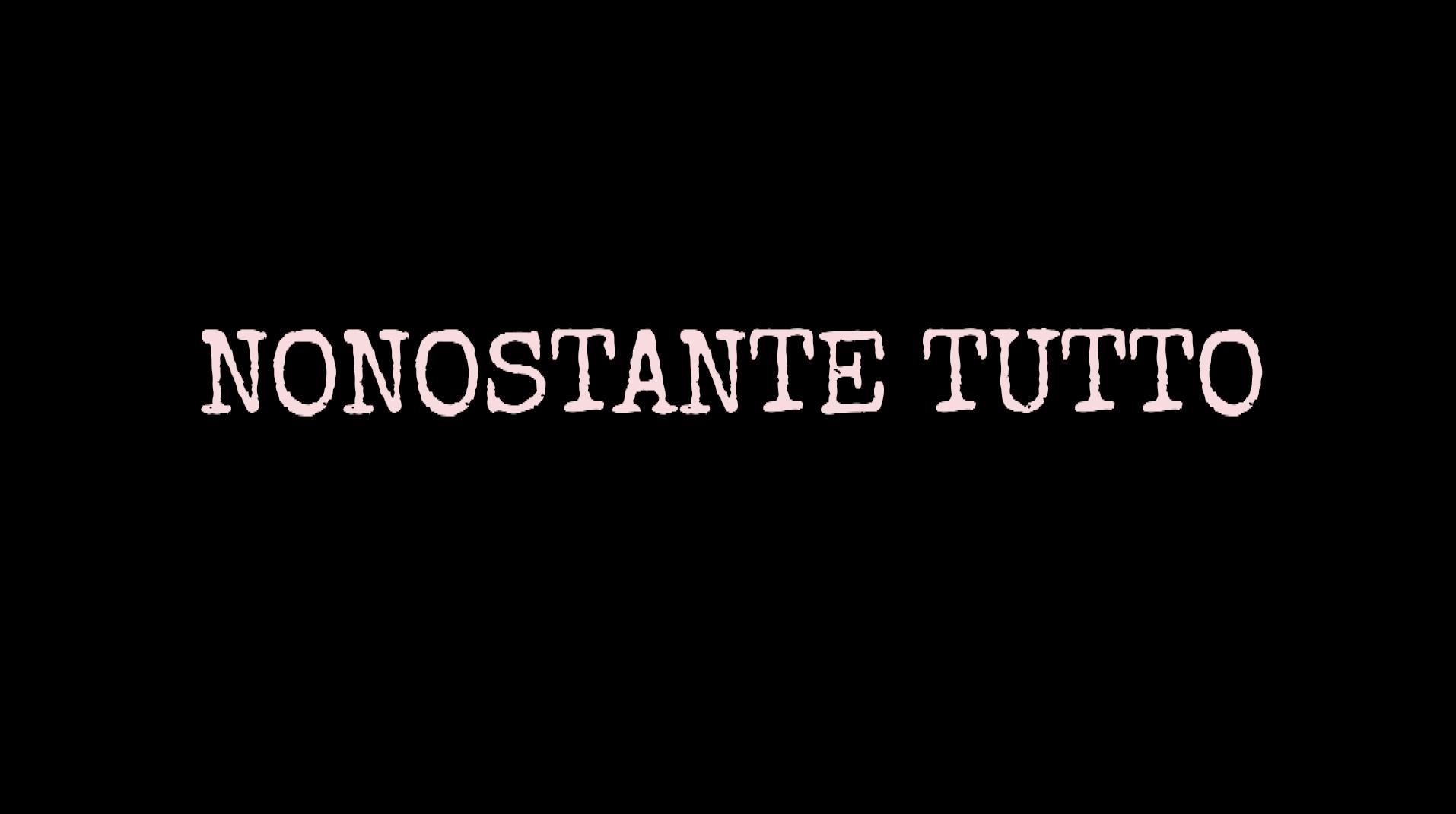 """Videoclip """"Nonostante tutto"""" – Jack Jaselli"""